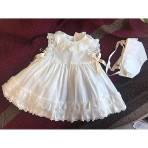 Baptism dress Foque